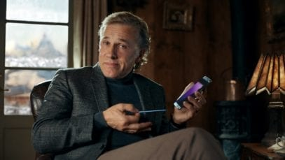 Samsung: Busy Busy Busy featuring Featuring Christoph Waltz