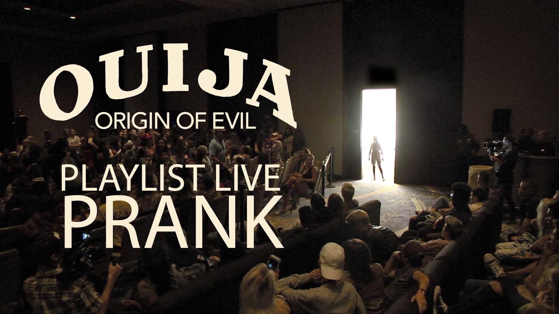 Universal Pictures: Ouija – Origin of Evil – Live Prank