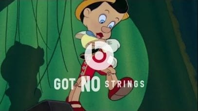 Beats by Dre: Got No Strings