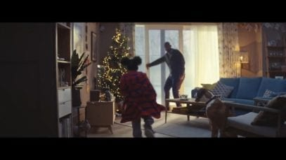 John Lewis Christmas Commercial: Buster The Boxer