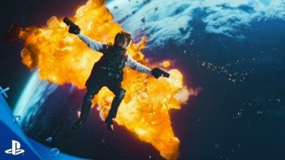 PlayStation: Call of Duty – 'Screw It, Let's Go to Space'