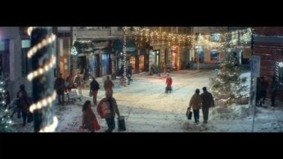 Coca-Cola: A Coke for Christmas – Christmas Advert