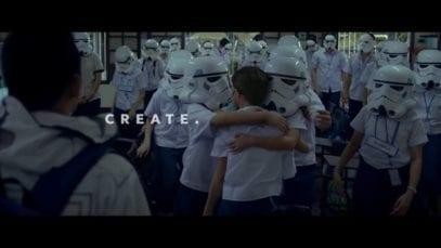 Globe Telecom: CreateCourage – A Star Wars Story