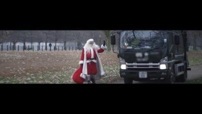 KIT KAT: Break Claus