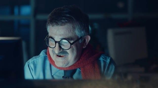"Pornhub: ""Lonely Night"" Christmas advert"