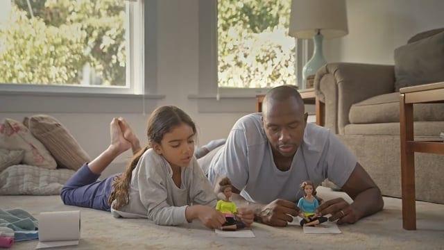 Barbie: Dads Who Play Barbie