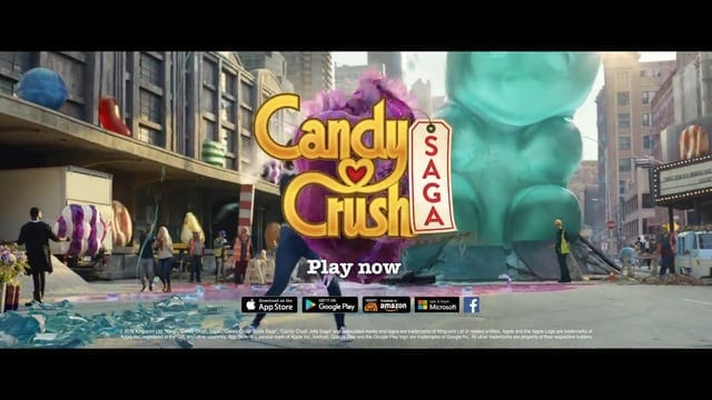 Candy Crush: Mannequin Challenge, Color Bomb Style