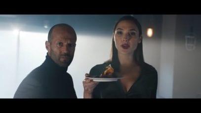 Wix.com: Jason Statham & Gal Gadot – Super Bowl 51 Commercial