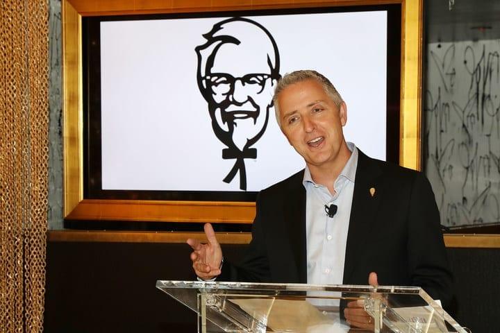 Jason Marker KFC