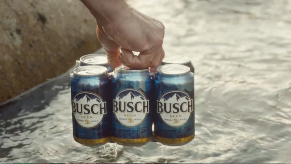 busch Beer Super Bowl Commercial