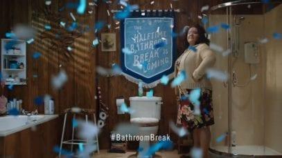 Febreze: America's Halftime Bathroom Break – extended