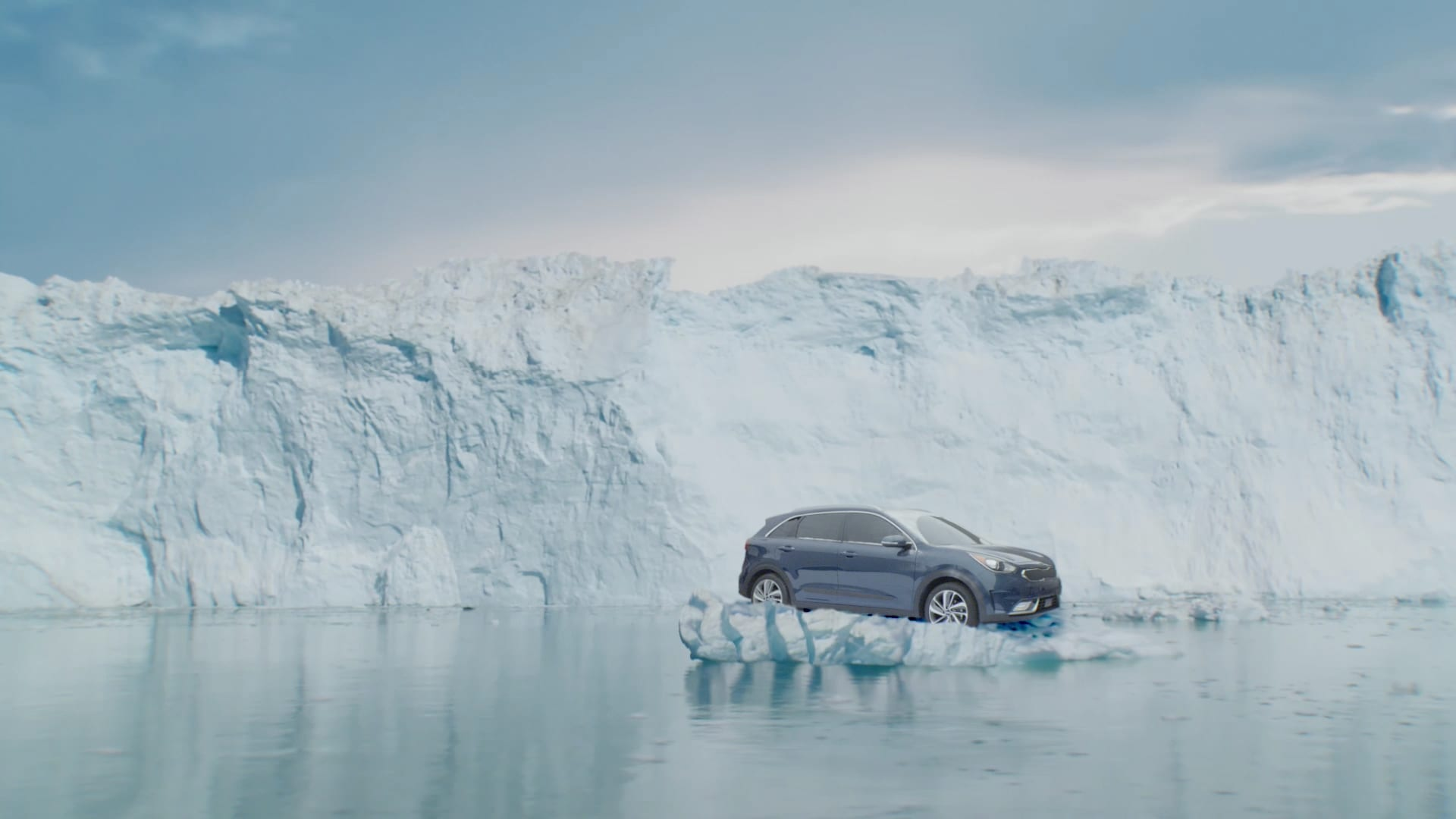 2017 Kia Niro – Iceberg