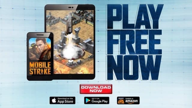 Machine Zone: Mobile Strike – Arnold's One Liners