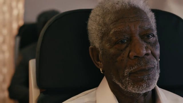 Turkish Airlines – Morgan Freeman