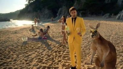 Yellow Tail: Kangaroo features Ellie Gonsalves