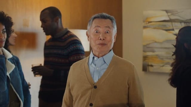 Pizza Hut: George Takei – Oh My