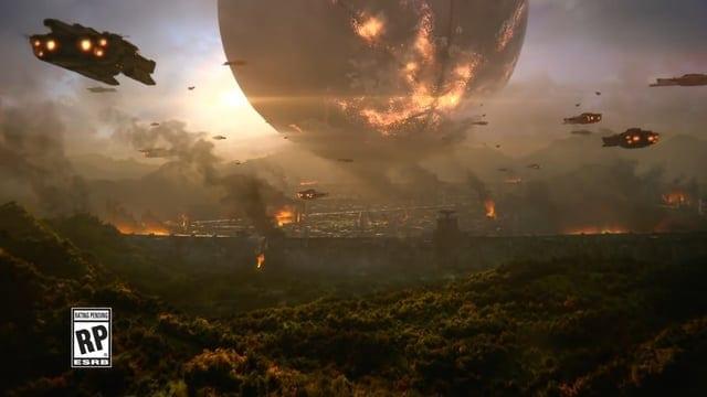 Activision: Destiny 2 trailer