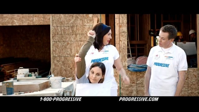 Progressive Insurance: Magic Apron