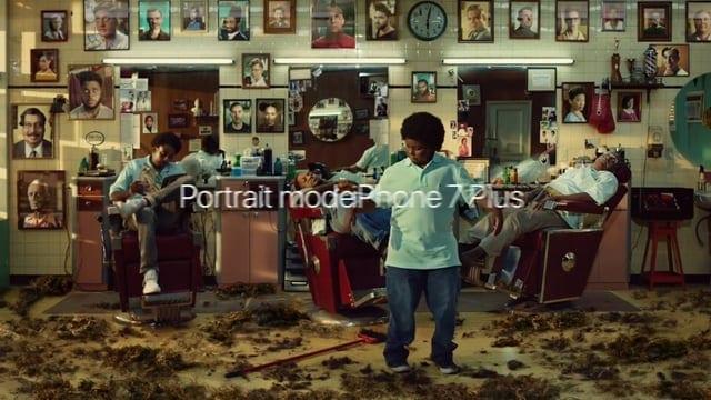 Apple: Barbers