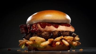 Carl's Jr.: How the Baby Back Rib Burger was Born |