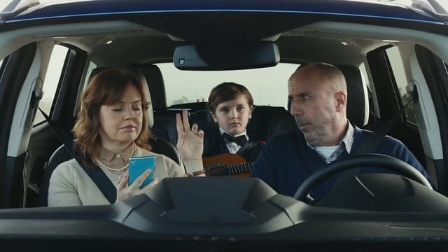 GEICO: The Flat Tire Guitar Solo