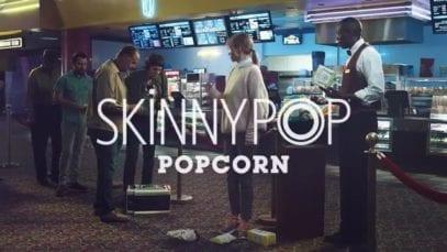SkinnyPop: The Theater & The Stoplight