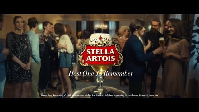 Stella Artois: Party Trick