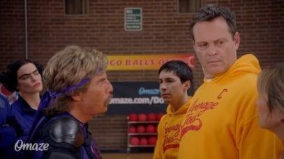 Omaze: Dodgeball is back and Ben Stiller wants YOU