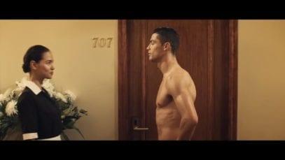 Altice: Cristiano Ronaldo locked out of hotel room in underwear