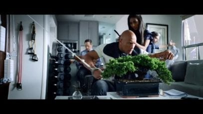 Apple: The Rock x Siri Dominate the Day