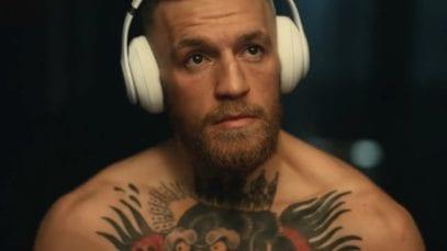 Beats by Dre: Conor McGregor – Dedicated