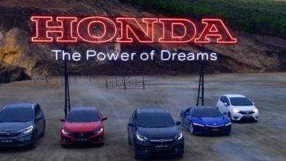 Honda: Over the Rainbow