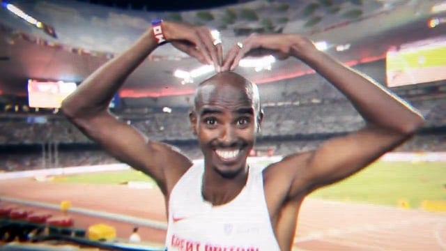 Nike: Smile featuring Mo Farah