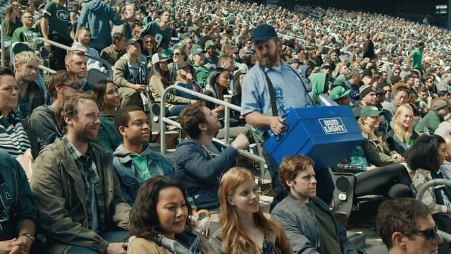 Bud light ice cold bud light daily commercials mozeypictures Images