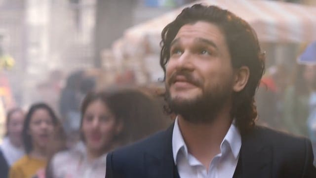 Dolce & Gabbana: The One – features Kit Harington