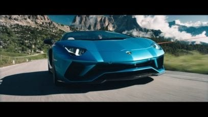 Lamborghini: Free your Ego