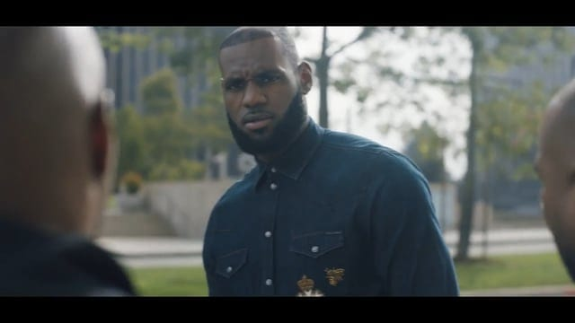 Intel: LeBron James – Fearless