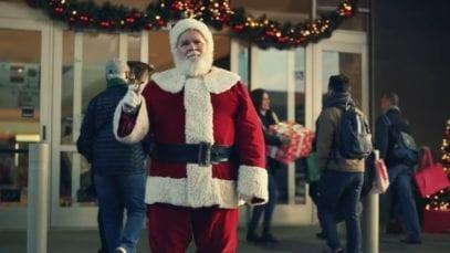 Audi: Parking Lot – 2017 Christmas Advert