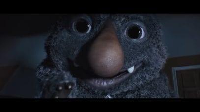 John Lewis: Moz The Monster – Christmas Ad 2017