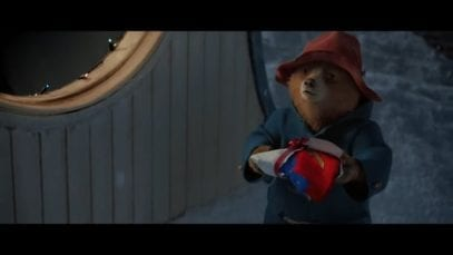 Marks & Spencer: Paddington and the Christmas visitor