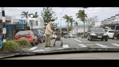 New Zealand Police: Freeze!