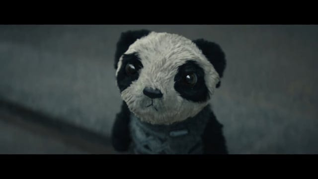 Tile: Lost panda
