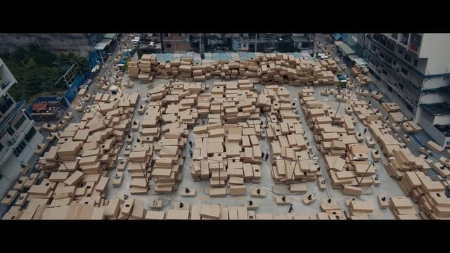 Uber: Boxes – Let's Unlock Cities