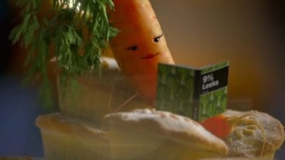 ALDI: Christmas Meal Inspiration ft. Kevin The Carrot