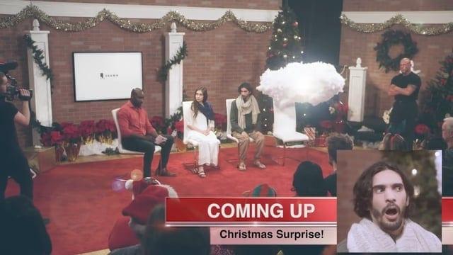 HomePaternity: The Christmas Story