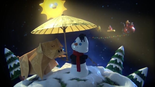 Microsoft: 3D Holiday – 2017 Christmas Advert