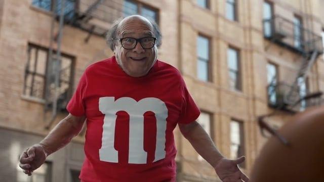M&M's: Human featuring Danny DeVito - 2018 Super Bowl Commercial
