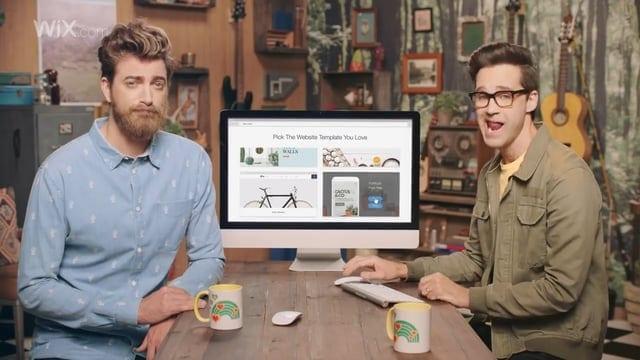 Rhett & Link - Super Bowl TV Commercial