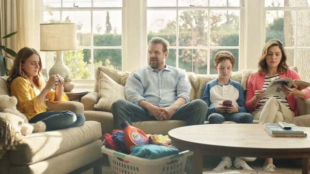 Tide: Super Bowl LII 2018 Commercial - It's All The Tide Ads