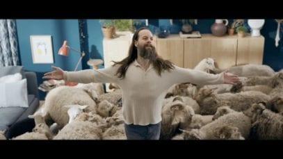 IKEA: Sheep